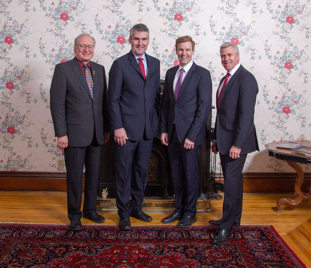 28th Session of the Council of Atlantic Premiers Annapolis Royal NS May 16 2016